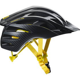 Mavic Crossmax SL Pro MIPS Casco Hombre, black/yellow mavic